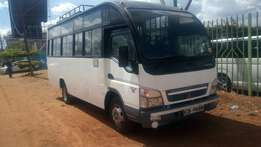 Serious deal Mitsubishi canter mini bus buy and drive