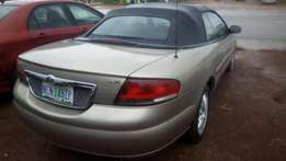 Chrysler Sebring LX Convertible