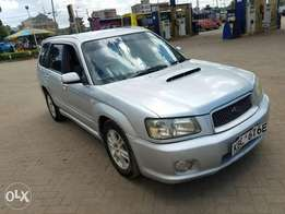 Subaru Forester Cross sportsTurbo charged, super clean. Buy and drive