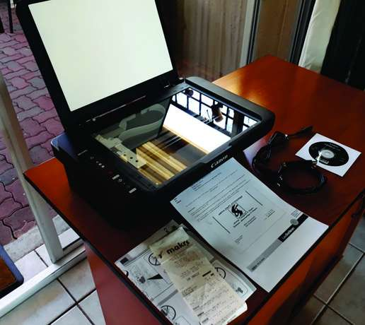 CANON MG 2540S Pixma 3 in one printer for sale Roodepoort - image 3