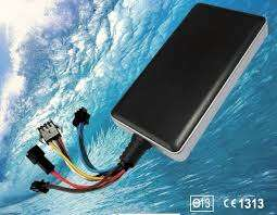 GPS/GPRS Vehicle Tracking Device With Mobile Application