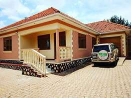 Jubillee 4 bedroom stand alone house in Kyaliwajjala at 1.3m