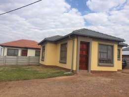 Why rent when you can buy your own property in Witpoortjie Estate.
