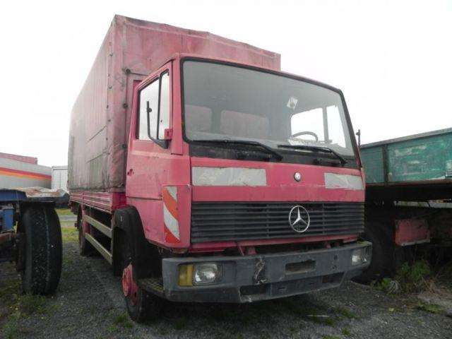 Mercedes-Benz Ln 814 Pritsche Lbw - 1986