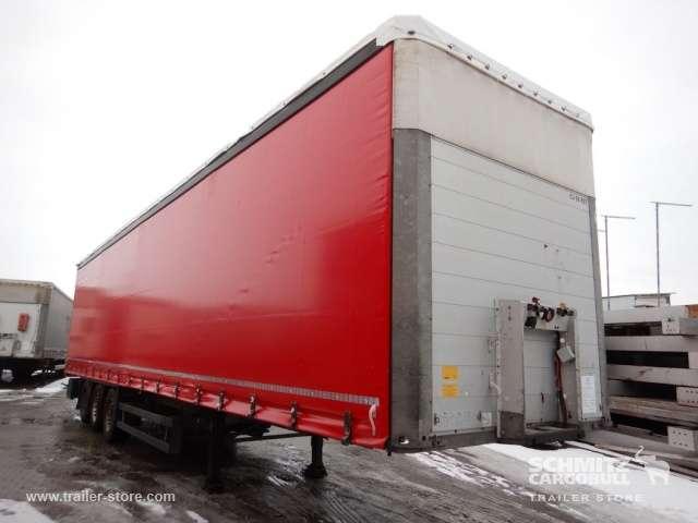 Schmitz Cargobull Curtainsider Side door both sides - 2015