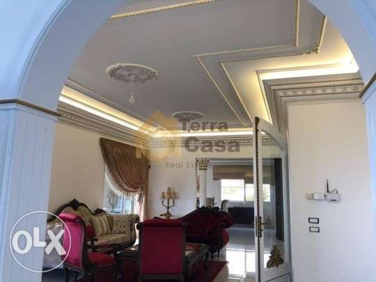 dhour zahle luxurious villa panoramic view cash payment Ref # 1655