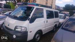 Absolute Deal! Mitsubishi Delica Van, 2010, Manual, Diesel, Kes. 890K