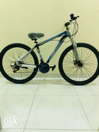 New super cycle aluminum blue color size 29 best offer price good qual