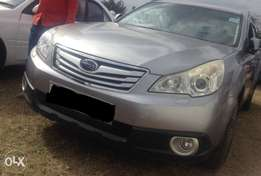2009 SUBARU Outback accident free very clean slightly used