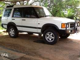 2000 Discovery 2 TD5