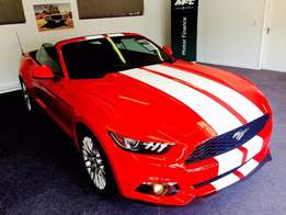 2016 Ford Mustang 2.3T Convertible Auto, 450 km for R 679 995