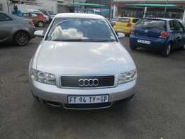 Audi A4 1.9 tdi,2004 Model,5 Doors factory A/C And C/D Player