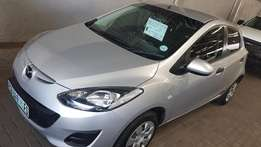 **2012 Mazda 2 1.3 Active 5DR** Only 84500km** Like new*