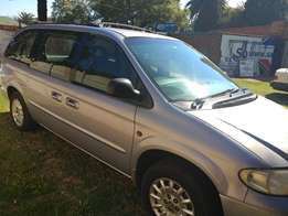 2.6 Turbo Diesel Chrysler Grand Voyager