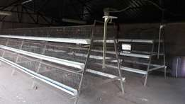 Egg Laying Cages - As Good As New.