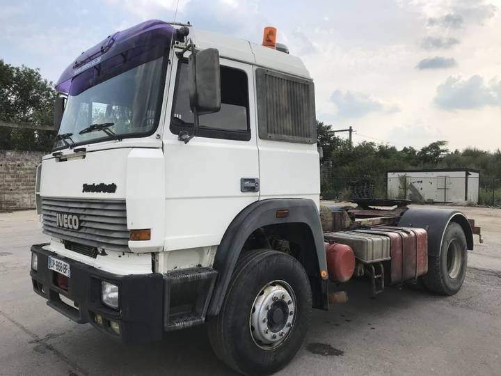 Iveco 190-32 **FRENCH TRUCK-TOPSHAPE** - 1992