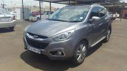 Hyundai IX35 D 2015 model