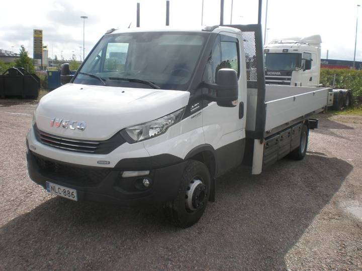 Iveco Daily 72 C 18 - 2018