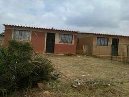 House for rental at lehae phase 1