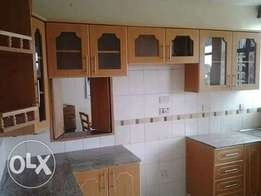 Interior Fitting and design.Kitchen Cabinet.
