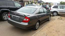 Toyota camry 2004 xle very good working condition