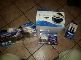 PS4 VR, Move Controllers and Aim Controller