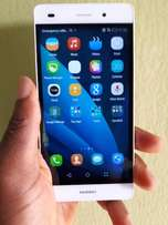 Huawei P8 Lite Dual Sim (16GB/2GB RAM) with Accessories