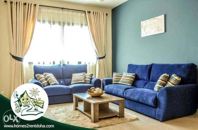 Fully Furnished 2bhk Apartment in Wakra ! All Inclusive