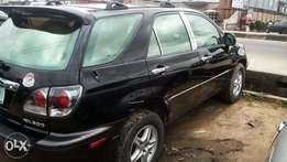 Lexus rx 300 jeep for sell