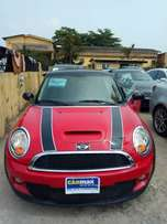Toks Mini Cooper 2010 Red