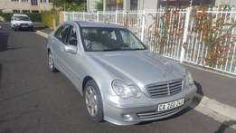 2004 Mercedes Benz C200 Kompressor Manuel For Sale