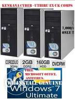 coi2 Ex Uk Computers with 3Ghtz,2Gb,160Hdd-Cheap !!!