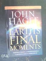 The Earth Final Moment