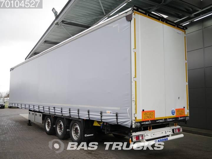 Krone SD Liftachse Hubdach Bordwande - 2018