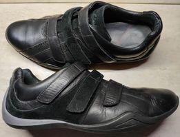 Кожаные кроссовки полуботинки CLARKS (оригинал) 45 р (30 f9d249d64d196