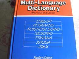 For all South Africans who want to speak each others languages.