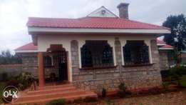 Two bedroom house in Kitale for rent