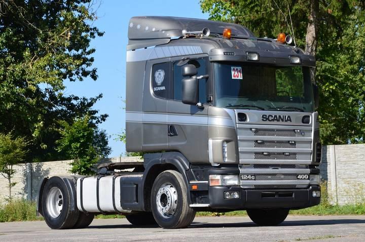 Scania 124L 400 1997 AC
