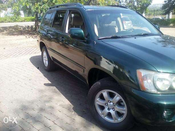 SUPER CLEAN highlander for give away price Central Business District - image 2