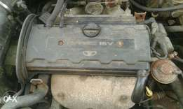 opel astra ,kaddett,monza complete engine and gearbox 4 sale 200i