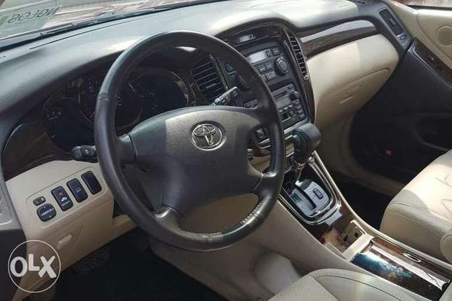 Foreign used superclean highlander available for sale Ipaja - image 8