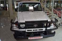 2006 Toyota Land Cruiser 70 4.5 P Single Cab