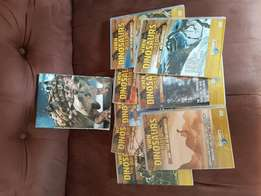 Dinosaur DVD collection for sale