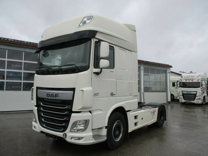 DAF XF 106.460 SSC 2 Tanks E6 / Leasing - 2016