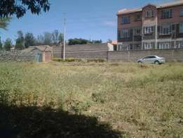1/4 Acre vacant plot for sale in Naka Estate