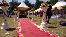 Wedding and Events Decor, Tents, Chairs, PA, Flowers