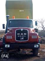 Long nose Mandiesel Tipper for sale