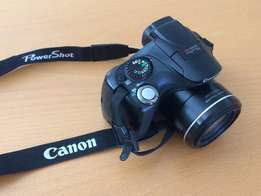 Immaculate Canon Powershot SX40HS Digital Camera