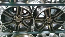 17 Inch Original For Toyota Hilux/Fortune Mags 6/139 For Only R6999