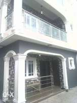 Newly built 6units of 3bedroom flat is for rent